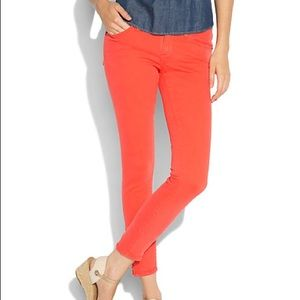 Lucky brand red pants